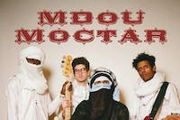 NEW DATE! -  MDOU MOCTAR/ Blacks' Myths