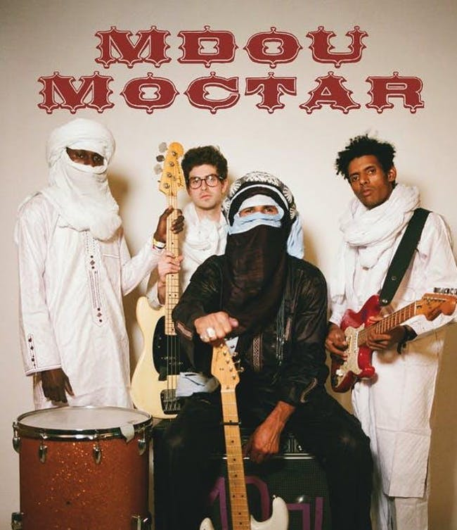 MDOU MOCTAR/ Blacks' Myths
