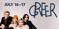 Greer----POSTPONED to July 16, 2020