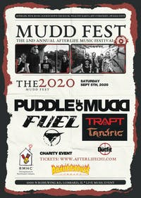 Mudd Fest 2020- Puddle of Mudd, Fuel, Local H, Tantic & More