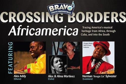 SHOW POSTPONED: Crossing Borders IV