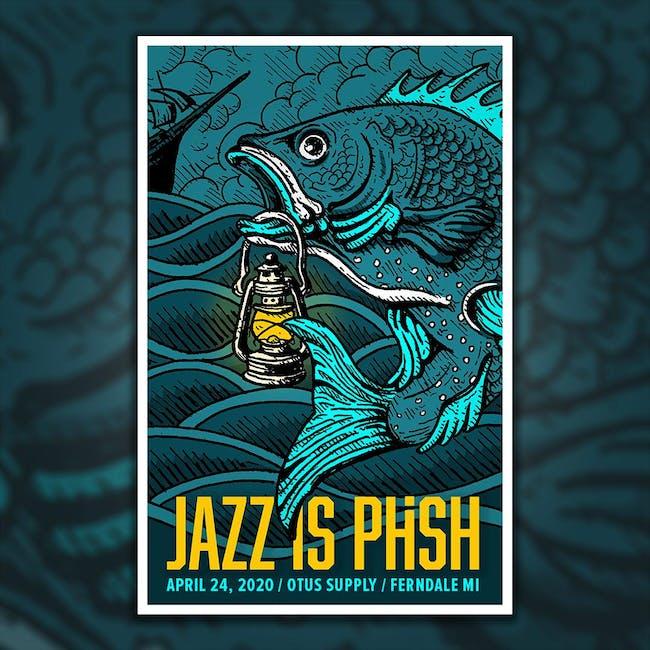 Jazz is Phish