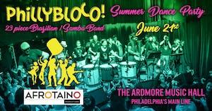 PhillyBloco (23-Piece Brazilian Samba band) Summer Dance Party