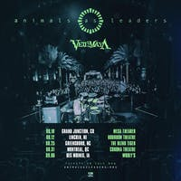 Animals As Leaders w/ Veil of Maya