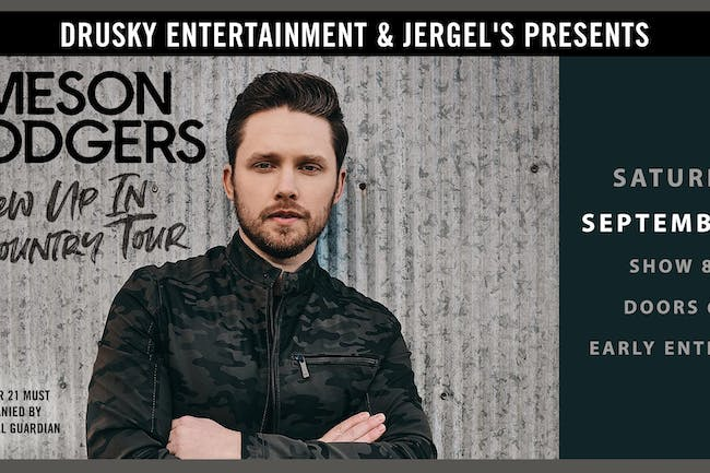 Jameson Rodgers: Grew Up in the Country Tour