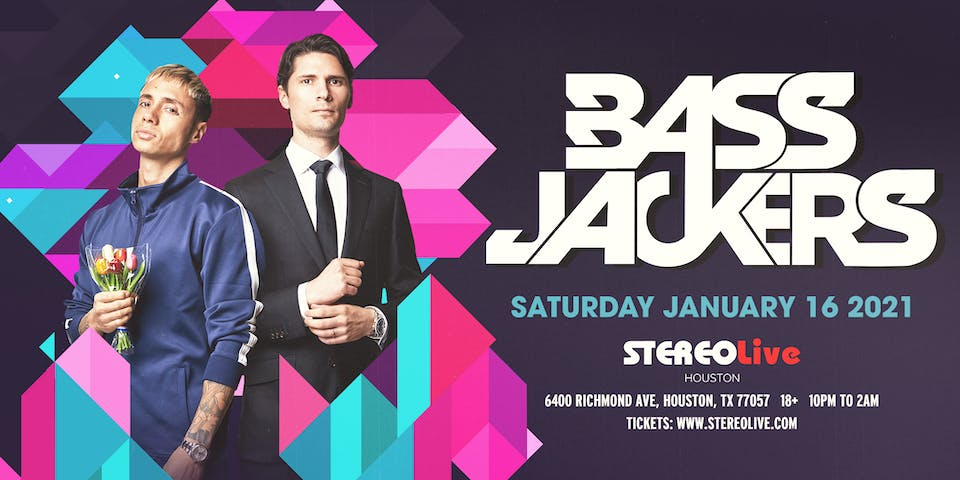 Bassjackers - Stereo Live Houston
