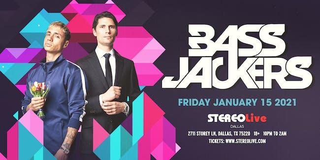 Bassjackers - Stereo Live Dallas