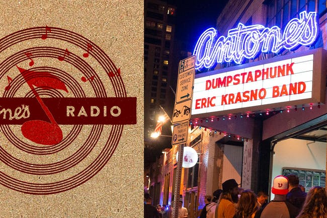 Antone's Radio: Dumpstaphunk