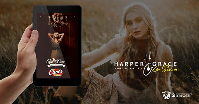 [LIVE STREAM!] Harper Grace - Flatten the Curve with Lava Cantina