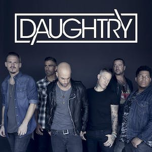 DAUGHTRY *Postponed - New date coming soon!*