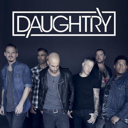DAUGHTRY *Postponed - New date coming soon!*
