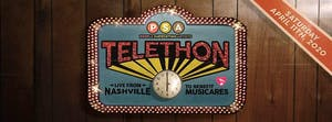 PEOPLE SUPPORTING ARTISTS Online Telethon