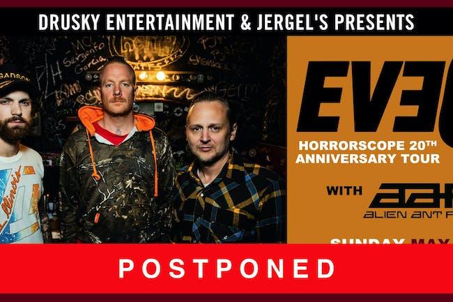 POSTPONED - Eve 6: Horrorscope 20th Anniversary Tour