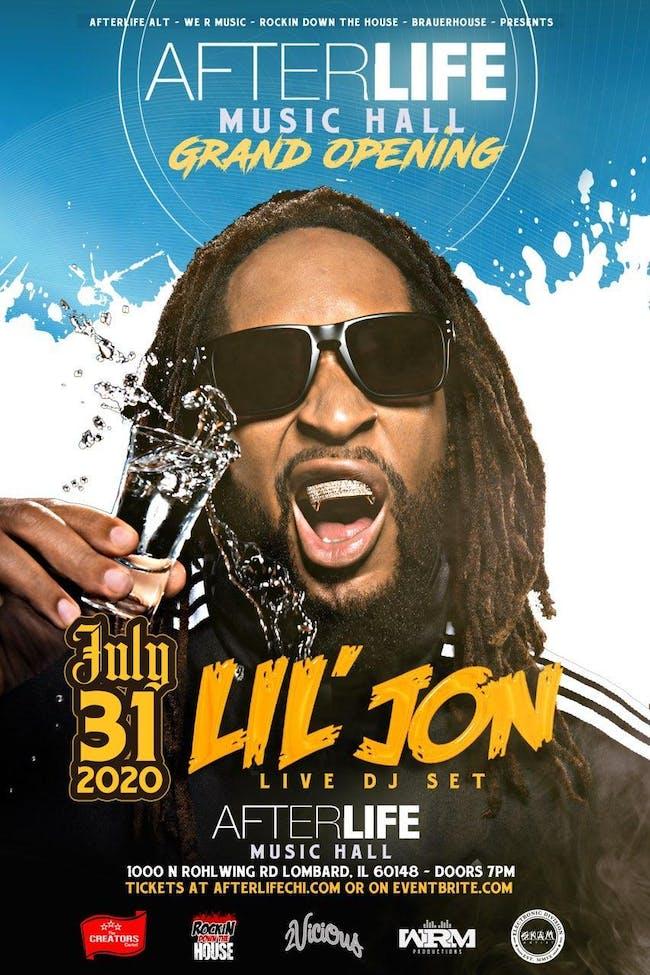 Lil Jon Live