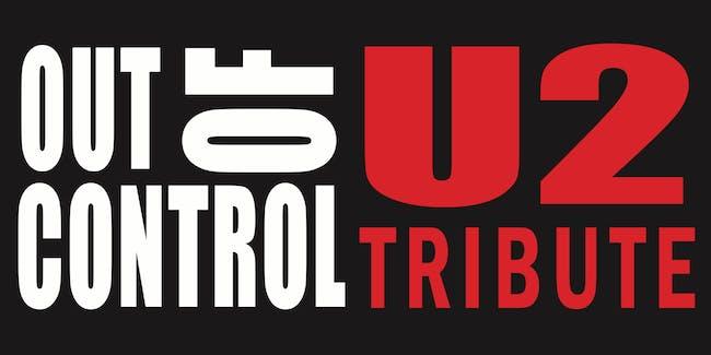Out of Control - A U2 Tribute | RESCHEDULED