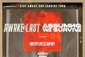 Awake At Last / Assuming We Survive