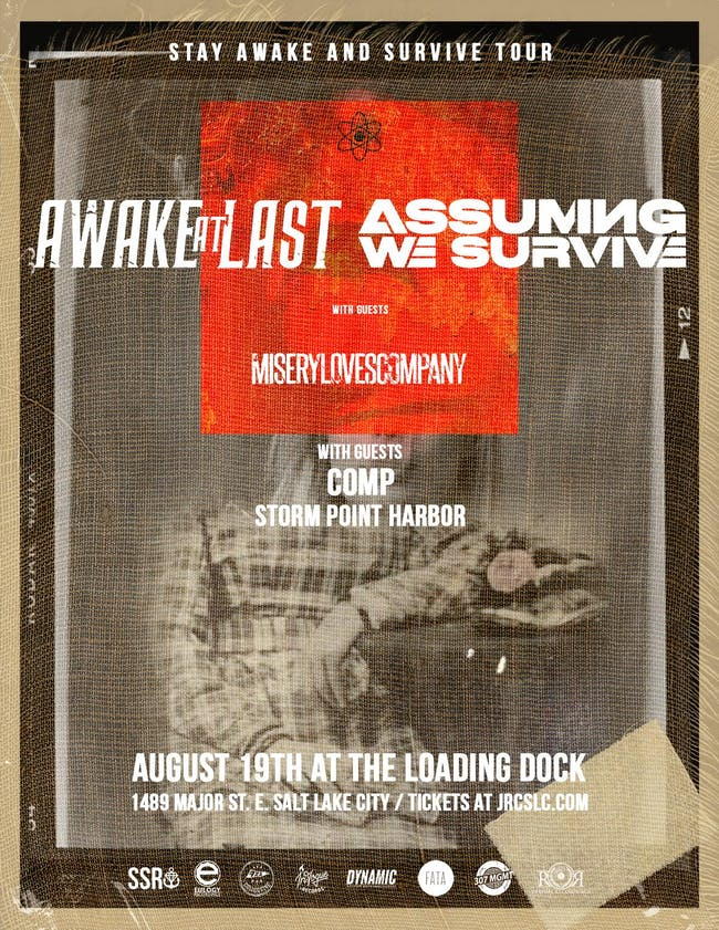 Awake At Last / Assuming We Survive