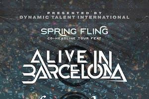 Alive In Barcelona / Softspoken