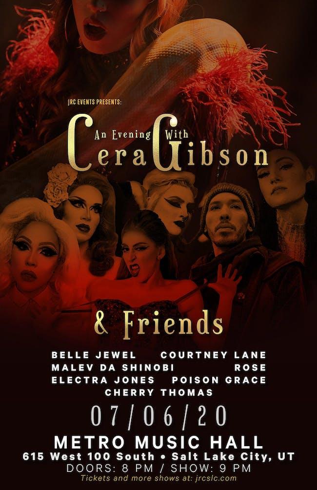 An Evening with Cera Gibson & Friends