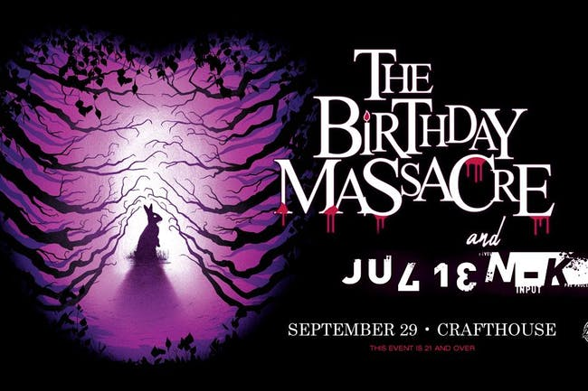 The Birthday Massacre and Julien-K