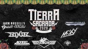 Tierra Sagrada featuring Legs Diamond