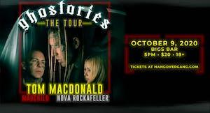 Tom MacDonald - Ghostories Tour