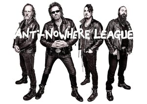 Anti-Nowhere League at El Corazon