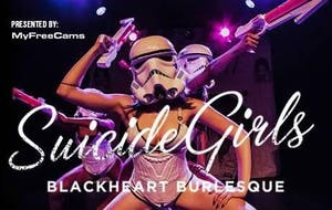 Suicide Girls: Blackheart Burlesque - NEW DATE