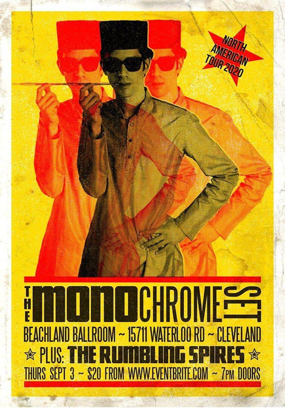 The Monochrome Set • Rumbling Spires