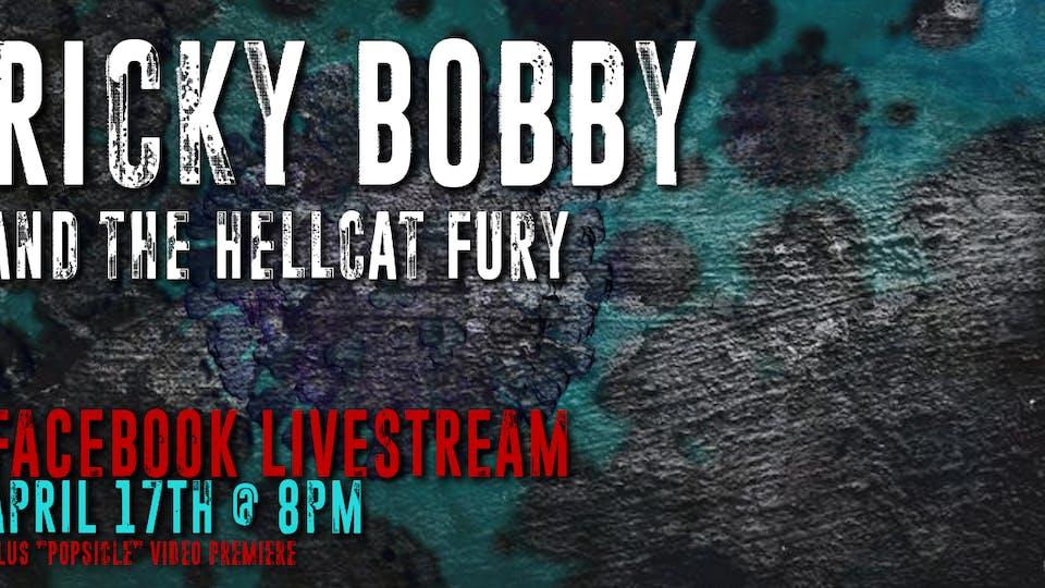 Ricky Bobby & The Hellcat Fury: Livestream