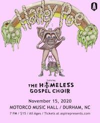 NEW DATE! - HARLEY POE / The Homeless Gospel Choir