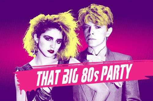 That Big 80's Party w/ DJ Marco
