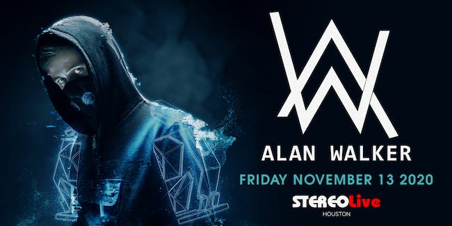 Alan Walker - Stereo Live Houston