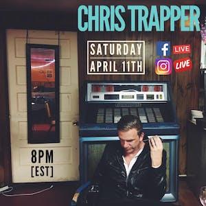 Chris Trapper Live Online