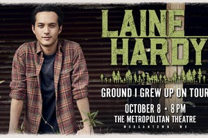 Laine Hardy - Ground I Grew Up On Tour