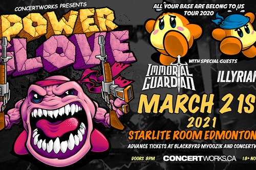PowerGlove w/Immortal Guardian & Illyrian