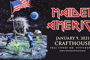 Maiden America - A Tribute to Iron Maiden