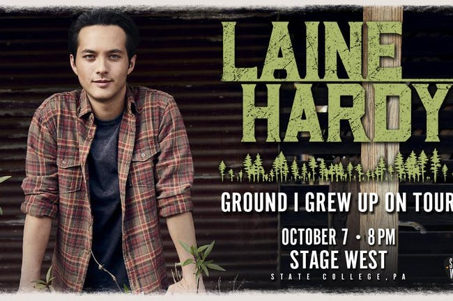 Laine Hardy – Ground I Grew Up On Tour