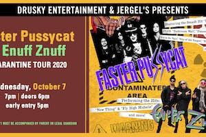 Faster Pussycat & Enuff Z'Nuff - Quarantine Tour 2020