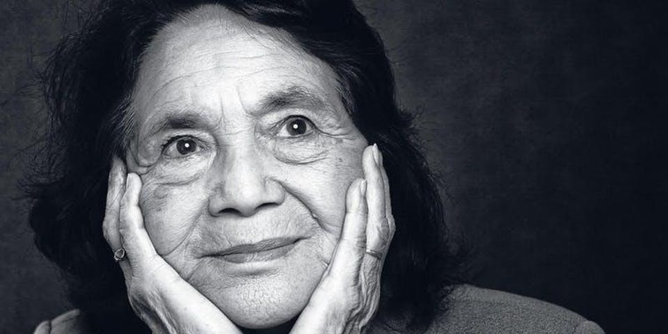 Dolores Huerta on 2020 Census & Supporting Farmworkers During this Crisis