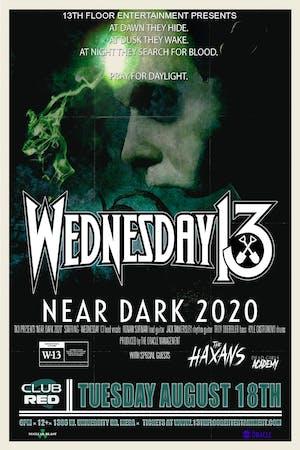 Wednesday 13