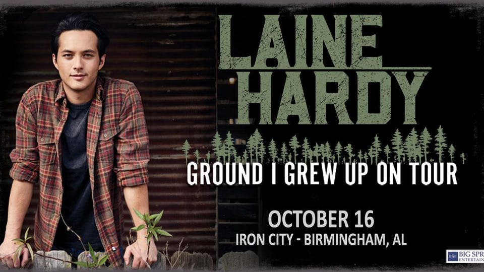 Laine Hardy - Ground I Grew Up On Tour