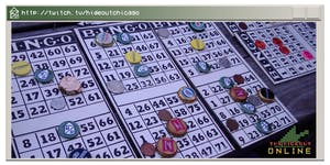 Veggie Bingo