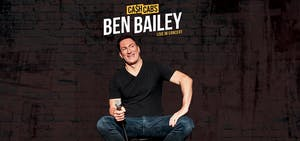 Cash Cab's Ben Bailey