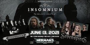 (New Date) INSOMNIUM w/ Omnium Gatherum__Seven Spires_tba