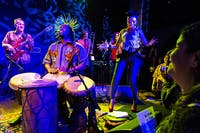 Chopteeth Afrofunk Big Band