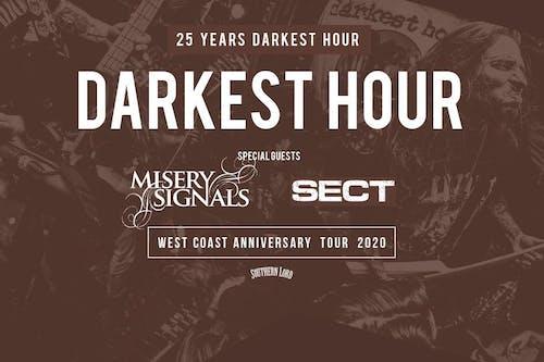 DARKEST HOUR - 25 YEAR ANNIVERSARY