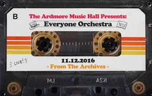 From The Archives - Everyone Orchestra - 11.12.16