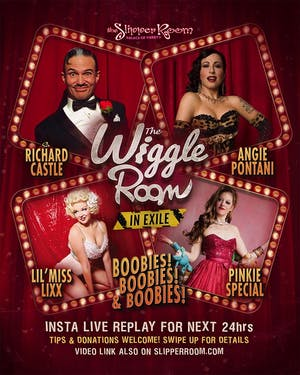 The Wiggle Room in Exile Video Link