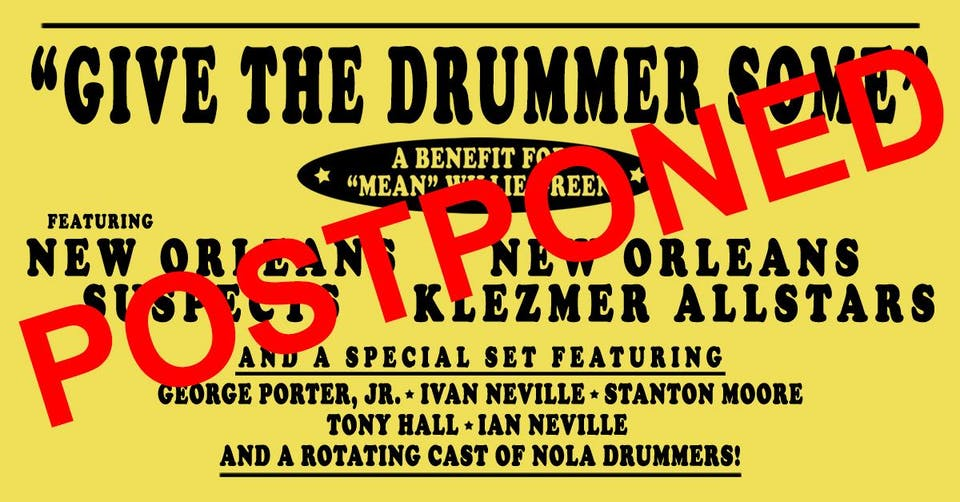 """Give The Drummer Some"""